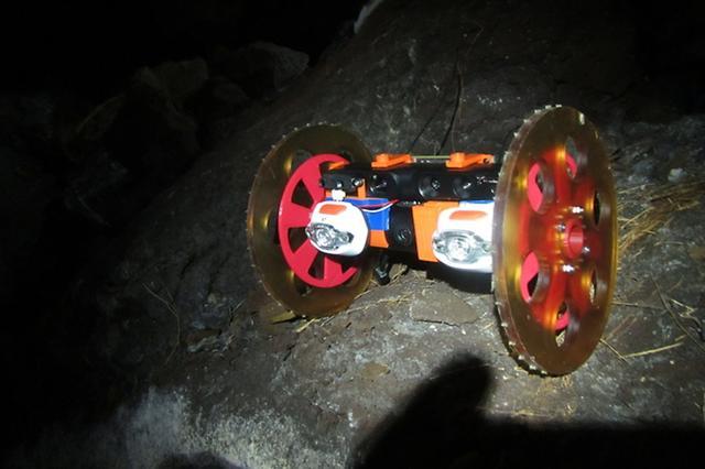 Kolejny Projekt NASA - Roboty Do Badania Wulkanów