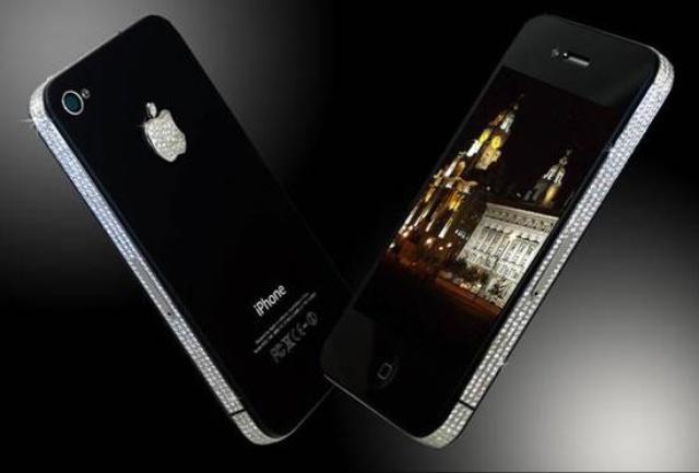 iPhone 4 Diamond Queen