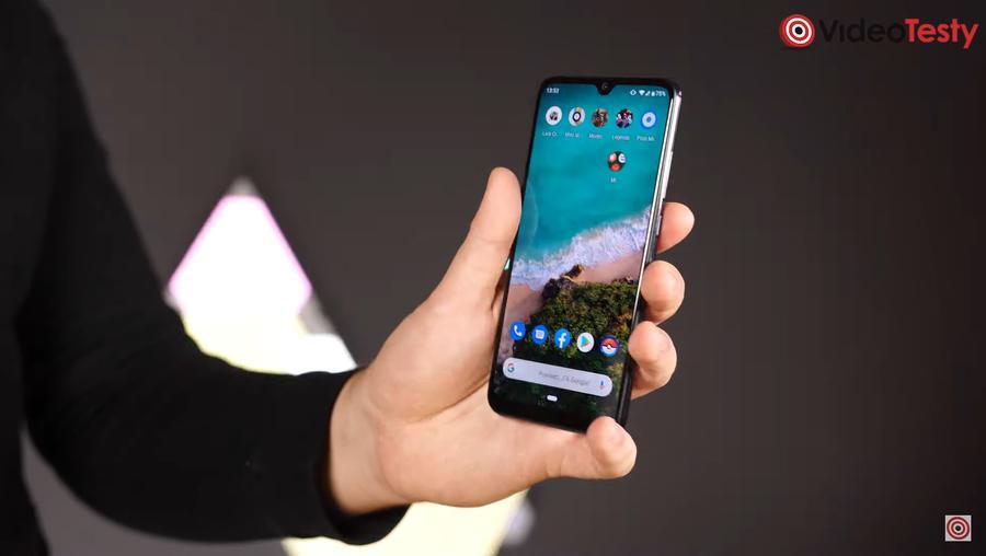 Xiaomi Mi A3 posiada ekran o niższej niż poprzednik rozdzielczości