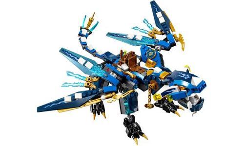 LEGO Ninjago Smok Jaya 70602
