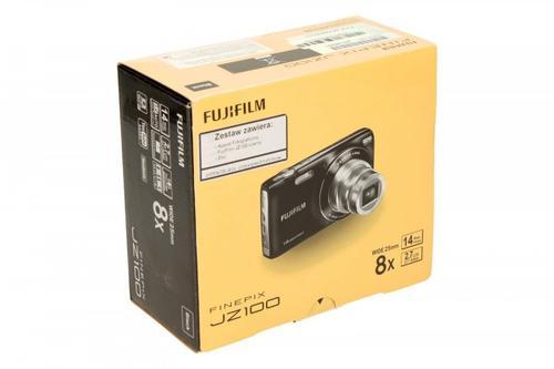 FujiFilm JZ100 black + pokrowiec