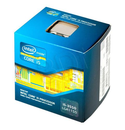 CORE i5 3550 3.3GHz LGA1155 BOX