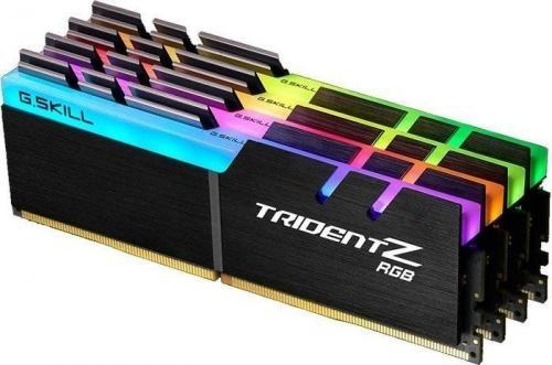 G.Skill Trident Z RGB DDR4. 4x8GB, 4266MHz, CL17 (F4-4266C17Q-32GTZR)