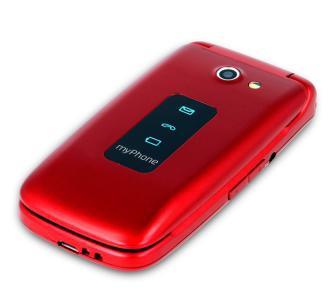 myPhone Rumba (czerwony)