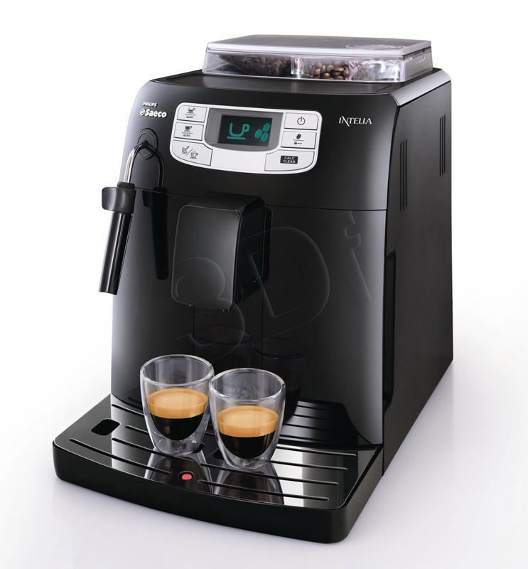 SAECO Intelia Focus Black HD8751/19 (1900W/ czarny)