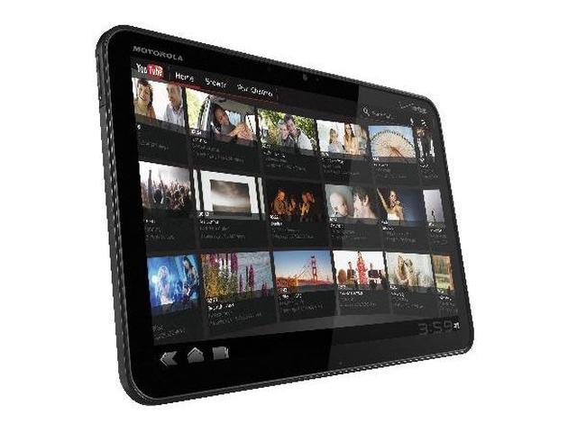 Motorola XOOM - oficjany filmik promujący tablet