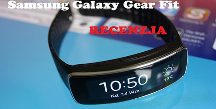 Samsung Gear Fit Smartwatch dla Aktywnych