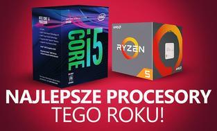 Najlepsze Procesory Tego Roku - Coffee Lake i Nie Tylko!