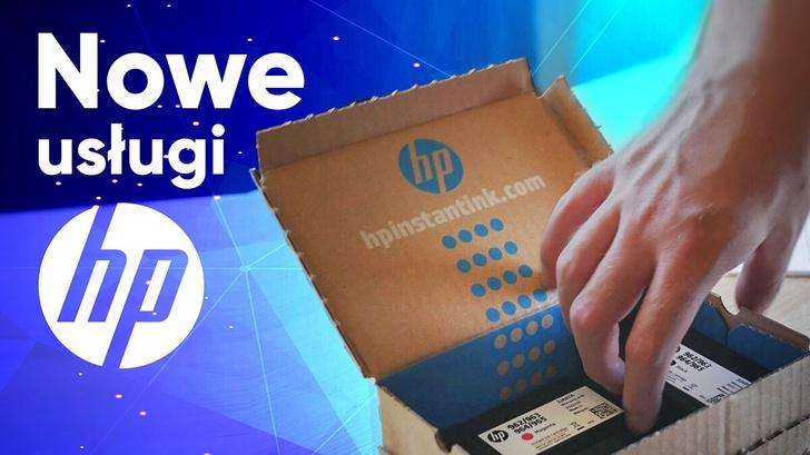 HP Instant Ink czy HP+? Subskrypcja tuszu wkracza na rynek