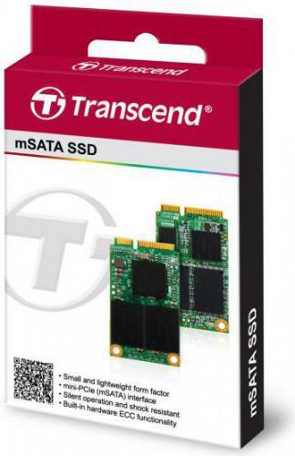 Transcend SSD370 128GB mSATA3 (TS128GMSA370)