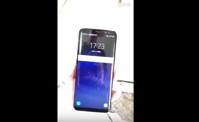 Samsung Galaxy S8 w Akcji! Zobacz, Jak Wygląda Nowy Flagowiec