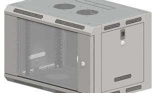 ALAN Szafa wisząca 9U 600x400 SW-9U-600-400-N