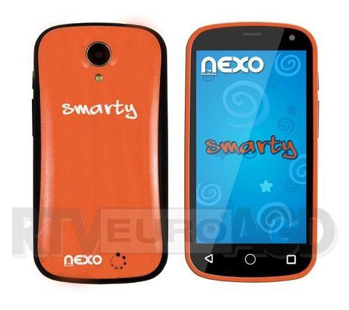 NavRoad NEXO smarty (pomarańczowy)