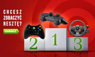 TOP 10 Kontrolerów Gier - Czerwiec 2015