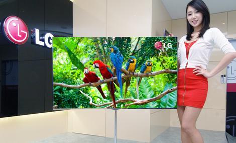 Największy na świecie telewizor OLED od LG