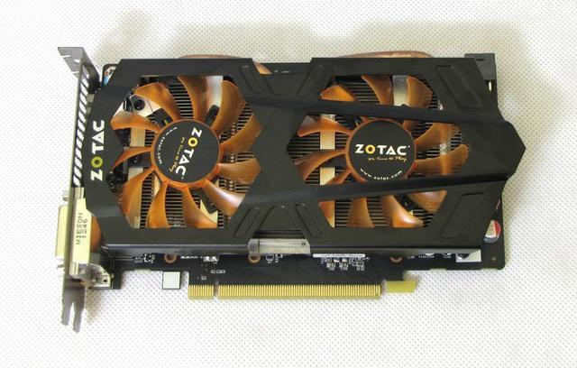 Zotac GTX650Ti Boost fot2