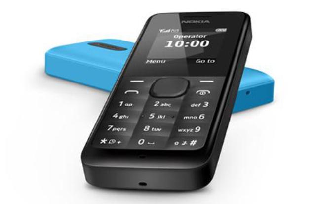 Nokia 106 i Nokia 107 fot5