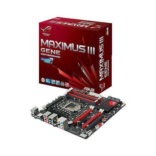 Asus Maximus III GENE