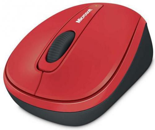 Microsoft 3500 Rot (GMF-00195)