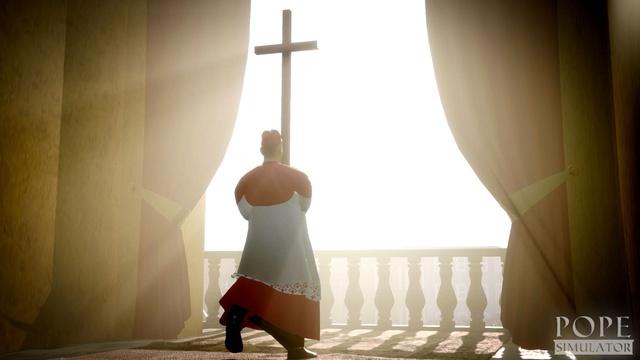 Chcesz być świętszy od papieża? Zagraj w Pope Simulator!