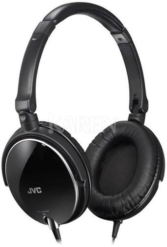 JVC Słuchawki HA-S660-B-E BLACK