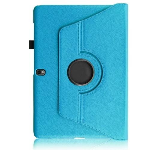 "WEL.COM Etui obrotowe 360° Galaxy Tab Pro 10"" T520/T521 niebieskie"