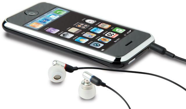 Creative HS-930i - kieszonkowe słuchawki do iPhone'a