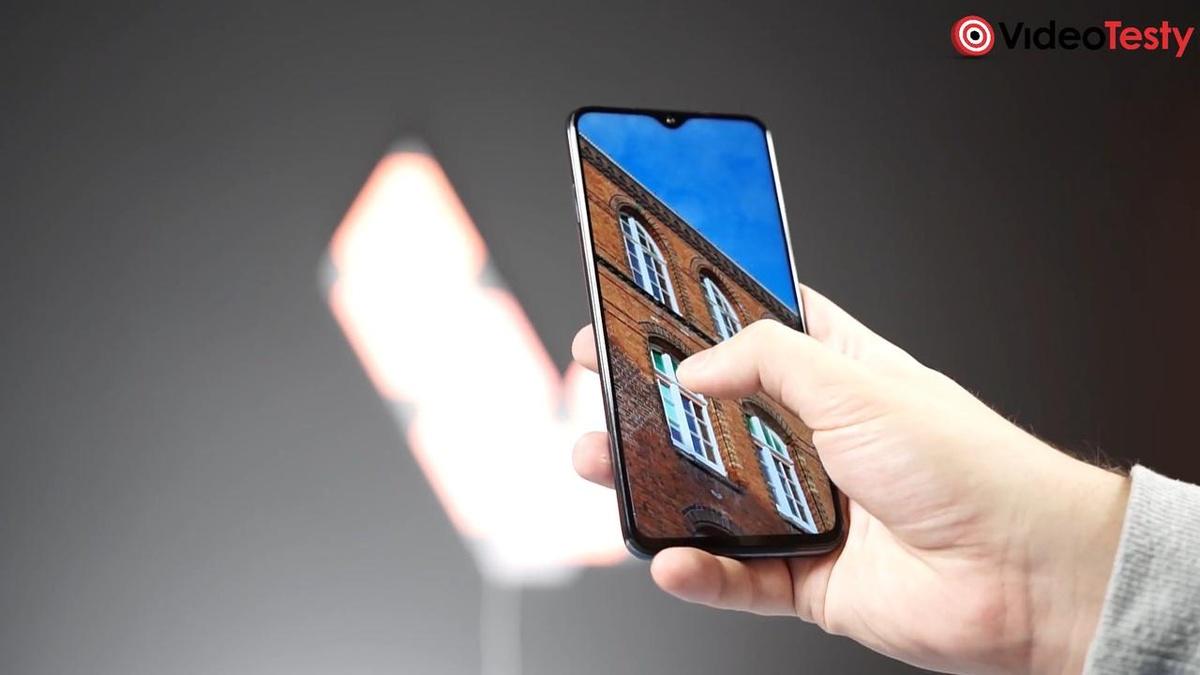 Redmi Note 8 Pro oferuje duży ekran o bardzo dobrych parametrach
