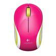 Logitech M187 Bezprzewodowa mini mysz 910-003660 Pink