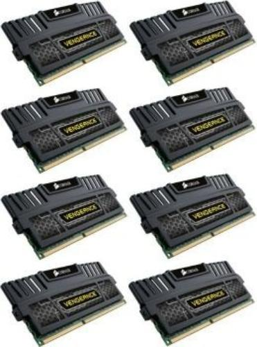 Corsair DDR3 VEGEANCE 32GB/1600 (8*4GB) CL9-9-9-24