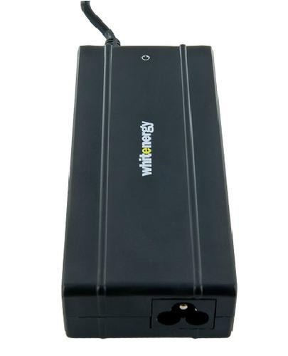 Whitenergy Zasilacz uniw.90W 15-20V USB, Slim,8 wtyczekAC/DC