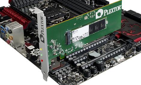 Plextor Rozszerza Ofertę Dysków SSD Z Interfejsem PCIe