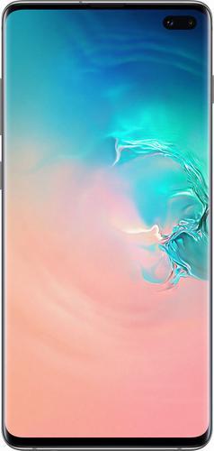 "Samsung Galaxy S10+ 6.4"" 128GB - Prism White (SM-G975FZWDXEO)"