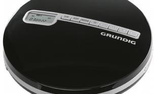 Grundig Odtwarzacz CD CDP 6300 SIL/BL