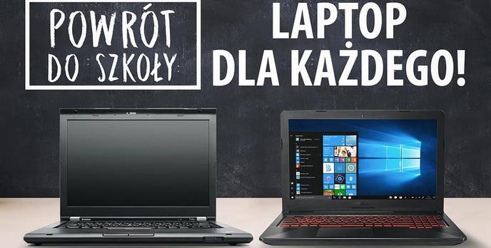 Laptop dla ucznia na każdą kieszeń!💻 Back To School 2018 🎓