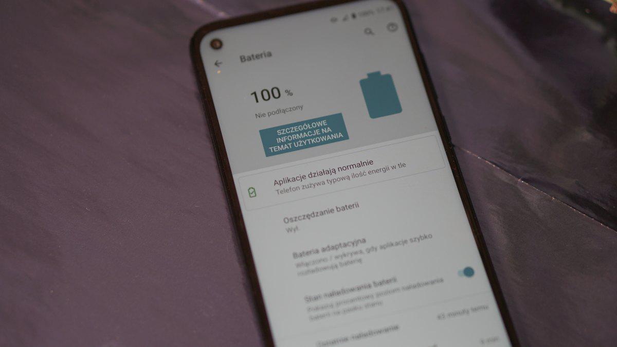 Bateria w smartfonie to kluczowy element oceny