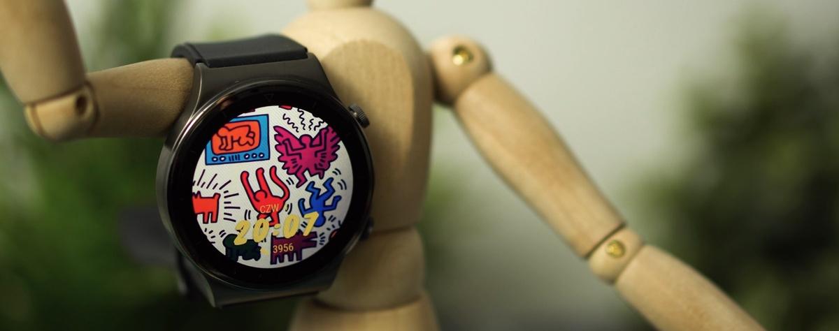 Huawei Watch GT2 Pro wygląda i działa dobrze