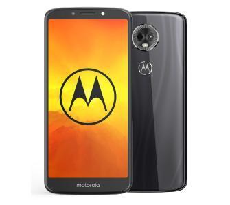 Motorola Moto E5 Plus 3GB Dual Sim (szary metaliczny) + etui