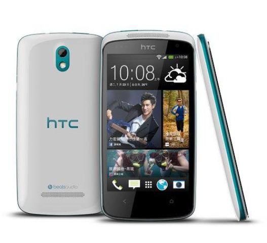 HTC Desire 500 fot3