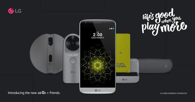 LG G5 recenzja