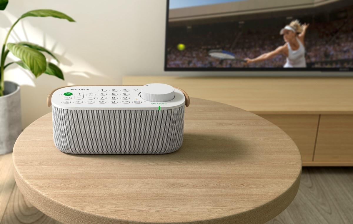 Sony SRS-LSR200 na stole