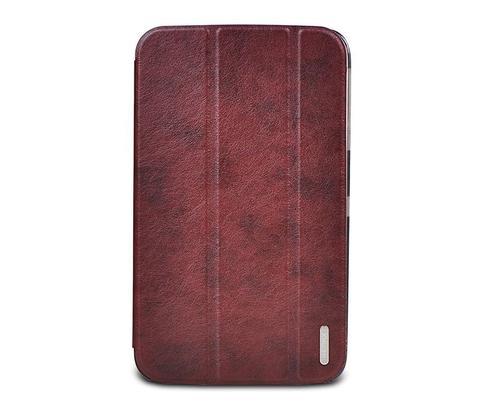 "WEL.COM Etui Fashion do Samsung Tab 3 8"" (T310, T311), brązowe"