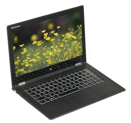"""Lenovo Yoga 2 Pro i5-4210U 8GB 13"""" LED IPS (3200x1800) Touch 256GB [SSD] INTHD W8.1 Silver 59-433543"""