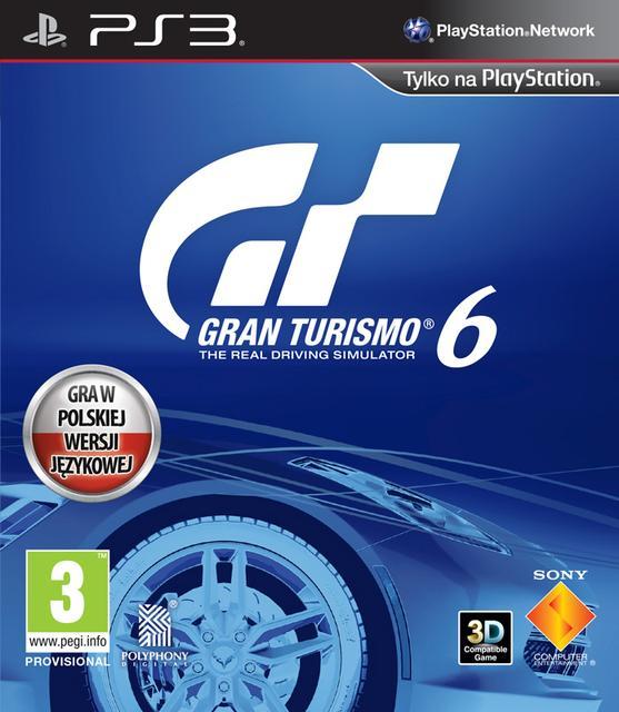 Gran Turismo 6 debiutuje na rynku gier