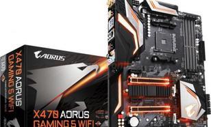 Gigabyte X470 AORUS GAMING 5 WIFI 4DDR4 HDMI M.2 ATX