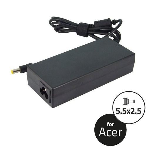 Qoltec Zasilacz do Acer 90W   19V   4.74A   5.5*2.5