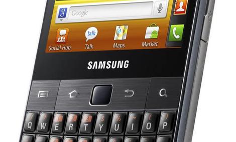 Samsung Galaxy M Pro [TEST]