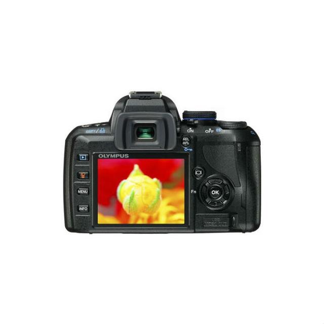 PORADA: Jak Wykonać Automatycznie Zdjęcia Artystyczne - Olympus e-450