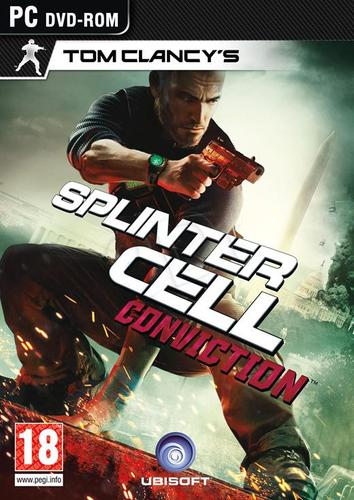 "Tom Clancy""s Splinter Cell: Conviction"