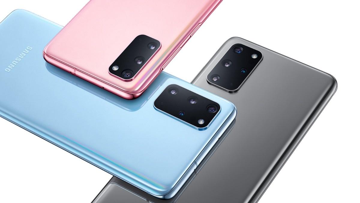 Wygląd Samsungów Galaxy S20 jest największą kontrowersją
